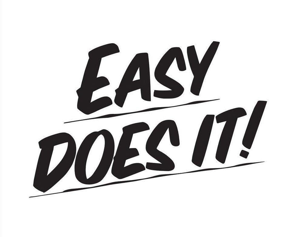 Easy Does It by Baron Von Fancy | Open Edition and Limited Edition Prints
