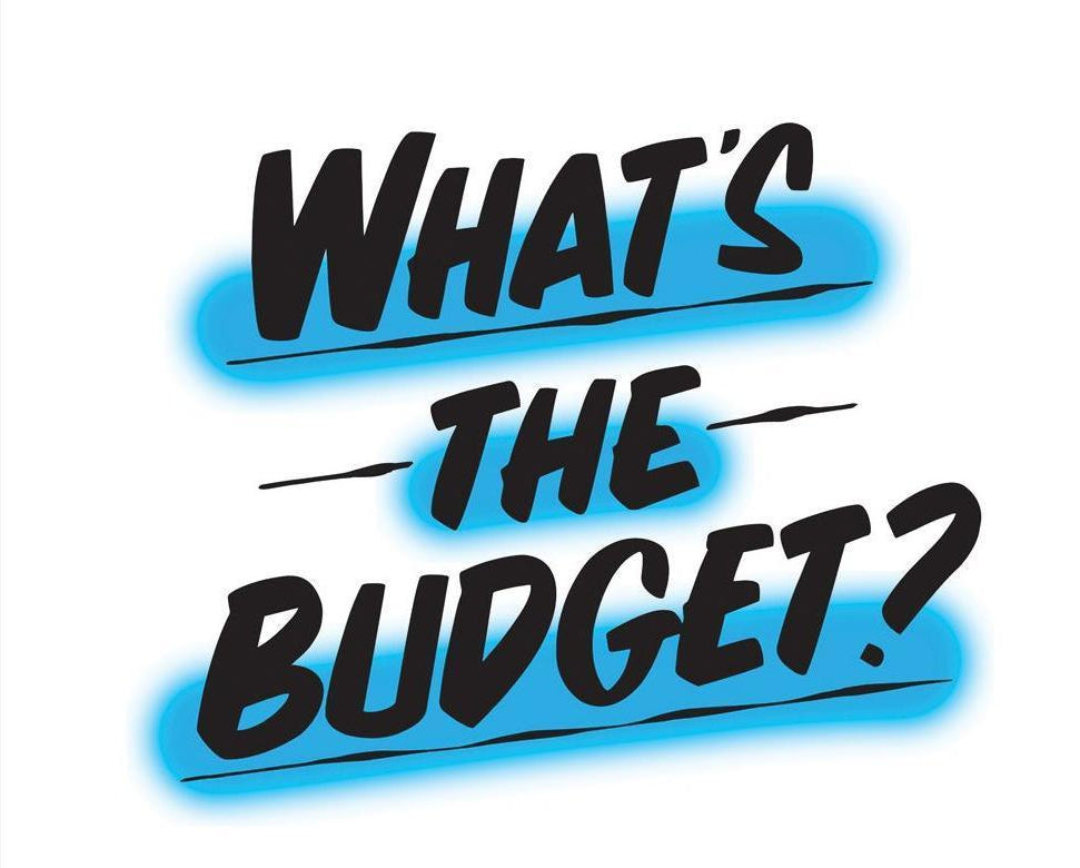 What's The Budget? by Baron Von Fancy | Open Edition and Limited Edition Prints