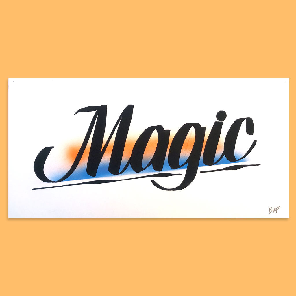 Magic by Baron Von Fancy | Open Edition and Limited Edition Prints