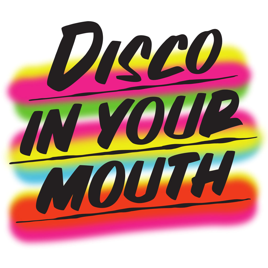 DISCO IN YOUR MOUTH by Baron Von Fancy | Open Edition and Limited Edition Prints