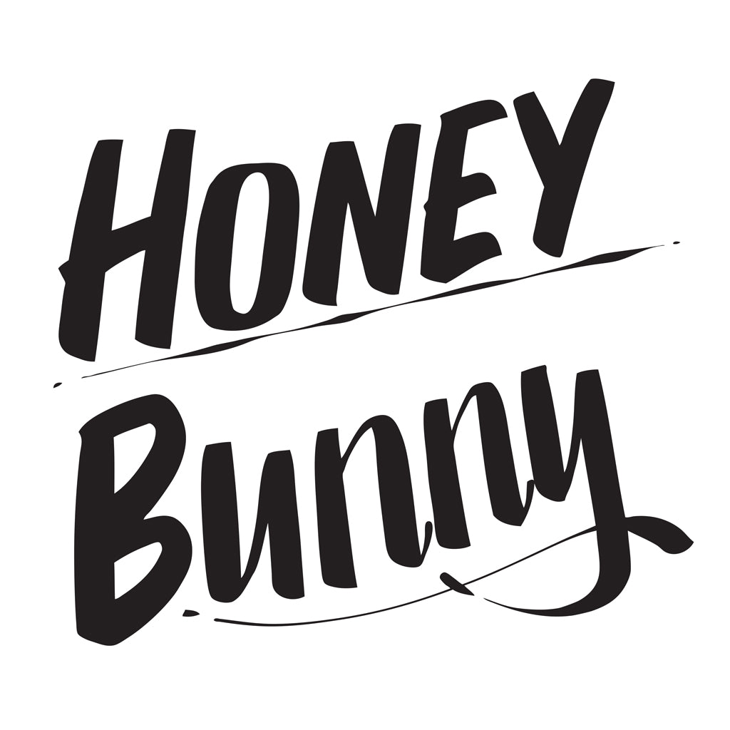 HONEY BUNNY by Baron Von Fancy | Open Edition and Limited Edition Prints