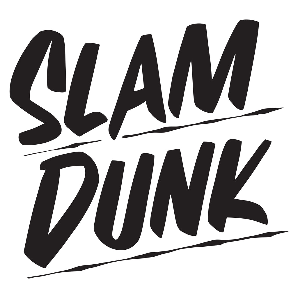 SLAM DUNK by Baron Von Fancy | Open Edition and Limited Edition Prints