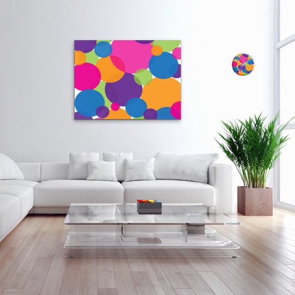 Rainbow Colors Home Decor Round Up