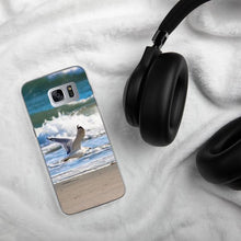 Load image into Gallery viewer, Seagull Beach Samsung Case