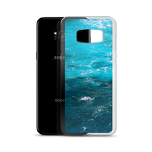 Load image into Gallery viewer, Blue Ocean Water Samsung Case