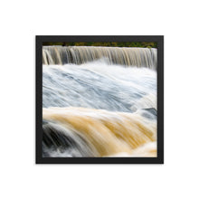 Load image into Gallery viewer, Dreamy Waterfall - Relaxing - Framed Print