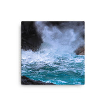 Load image into Gallery viewer, Hawaii Waves Ocean Spray - Canvas Print