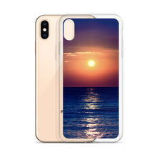 Load image into Gallery viewer, Purple Sunset iPhone Case