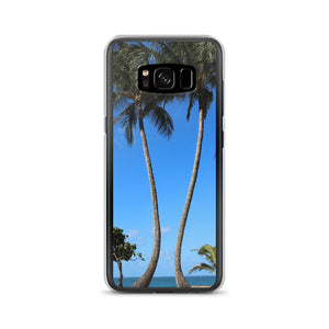 Palm Trees Beach - Samsung Case