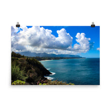 Load image into Gallery viewer, Hawaii View - Unframed Print