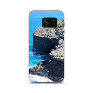 Hawaii Scenic View Samsung Case