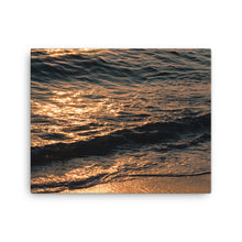 Load image into Gallery viewer, Sunset Waves - Canvas Print