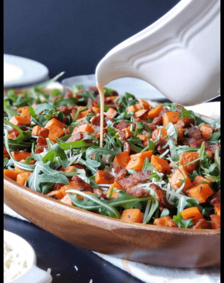 Memorial Day Sweet Potato Salad