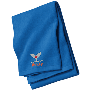 Flukey Everyday Beach Towel (Sand Lid) - flukeylife, flukey
