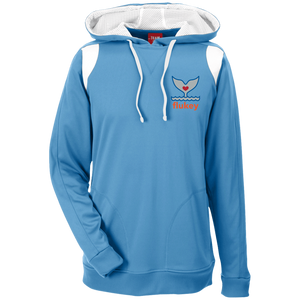 Men's Flukey Team 365 Colorblock Poly Hoodie - flukeylife, flukey