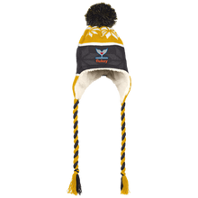 Flukey Mad Braided Hat with Ear Flaps - flukeylife, flukey