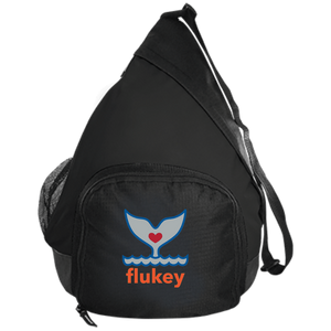 Flukey, Port Authority Active Sling Pack - flukeylife, flukey
