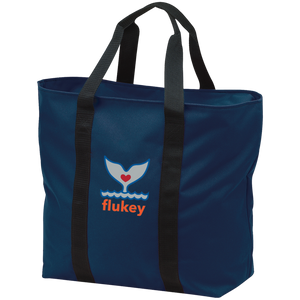 Flukey All Purpose Tote Bag - flukeylife, flukey