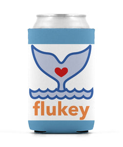 Flukey can BLUBBER. Keep it cold or hot! - flukeylife, flukey