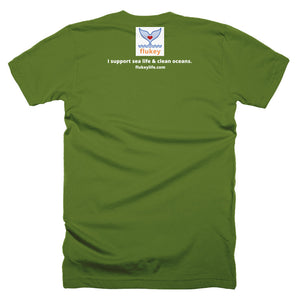 Men's Kelp Others Short-Sleeve T-Shirt Made in USA. - flukeylife, flukey