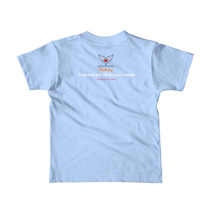 Kids REEF Stars Short sleeve t-shirt - flukeylife, flukey