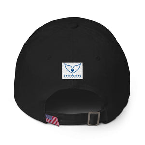 Flukey Cotton Cap Made in USA. - flukeylife, flukey