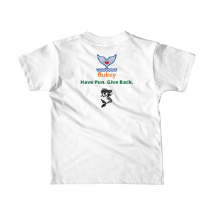 Kids Next Life Series MERMAID t-shirt - flukeylife, flukey