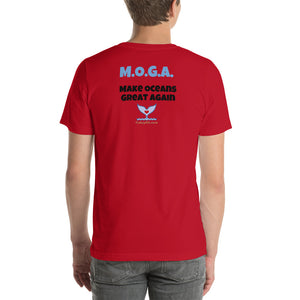 M. O. G. A. Make Oceans Great Again Tee