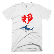 Men's #flukeylove SHARK T-Shirt Made in USA