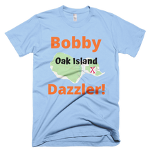 Flukeylife Oak Island Tribute T Shirt