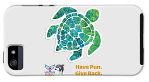 Flukey TURTLE Hpgb Phone Cases - flukeylife, flukey