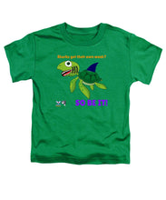 Toddler Flukey Turtle Shark Week T-Shirt - flukeylife, flukey