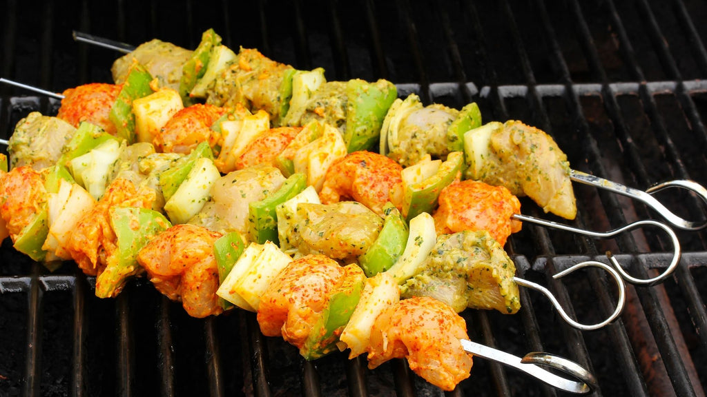 How To Make The Perfect Shish Tawook Chicken Kebab