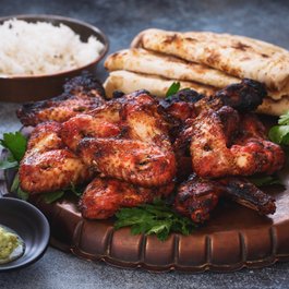 Colonel Kebabz Tandoori Chicken Wings