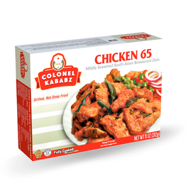 Colonel Kababz Chicken 65