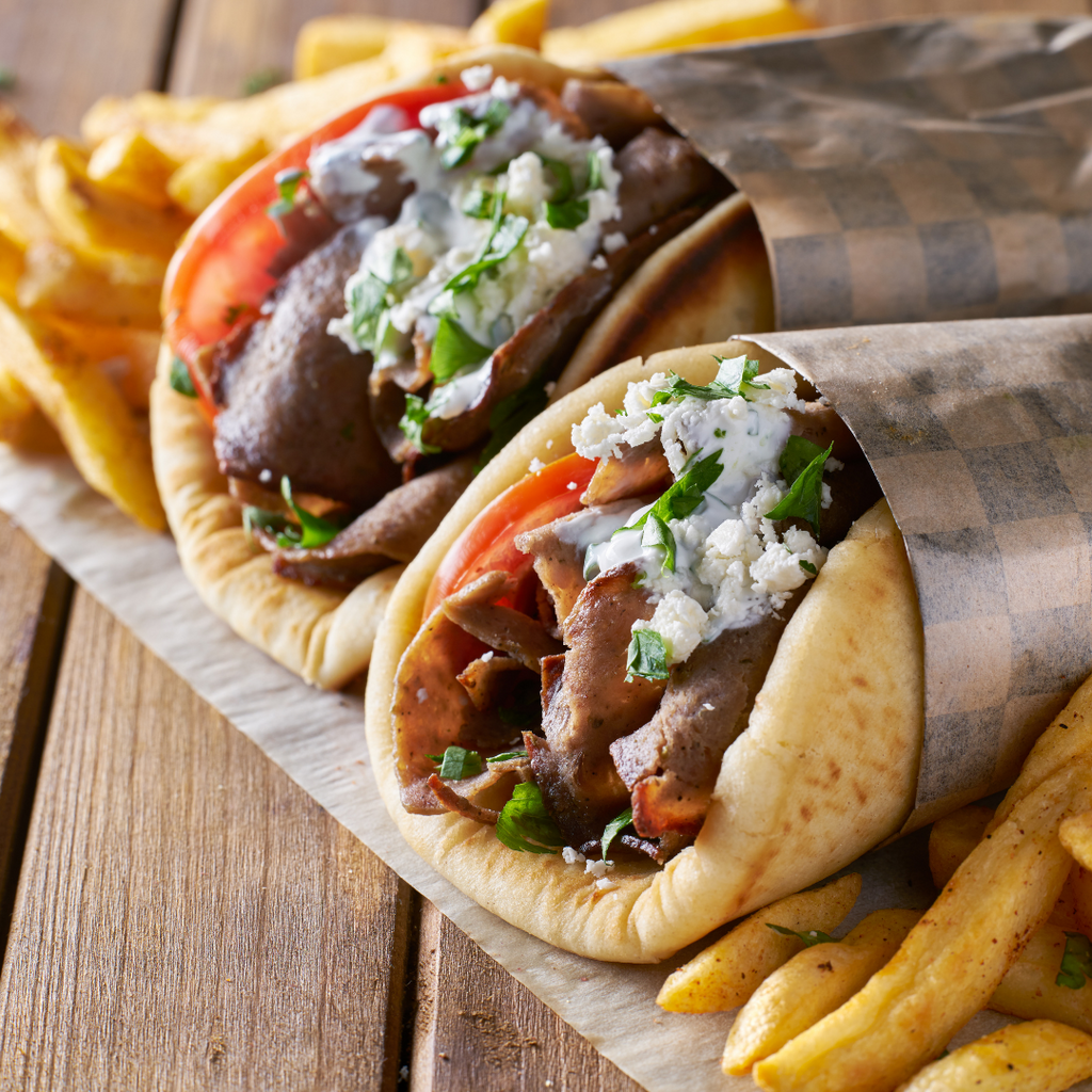 Colonel Kababz Beef Gyro Slices