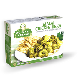 Colonel Kababz Malai Chicken Tikka