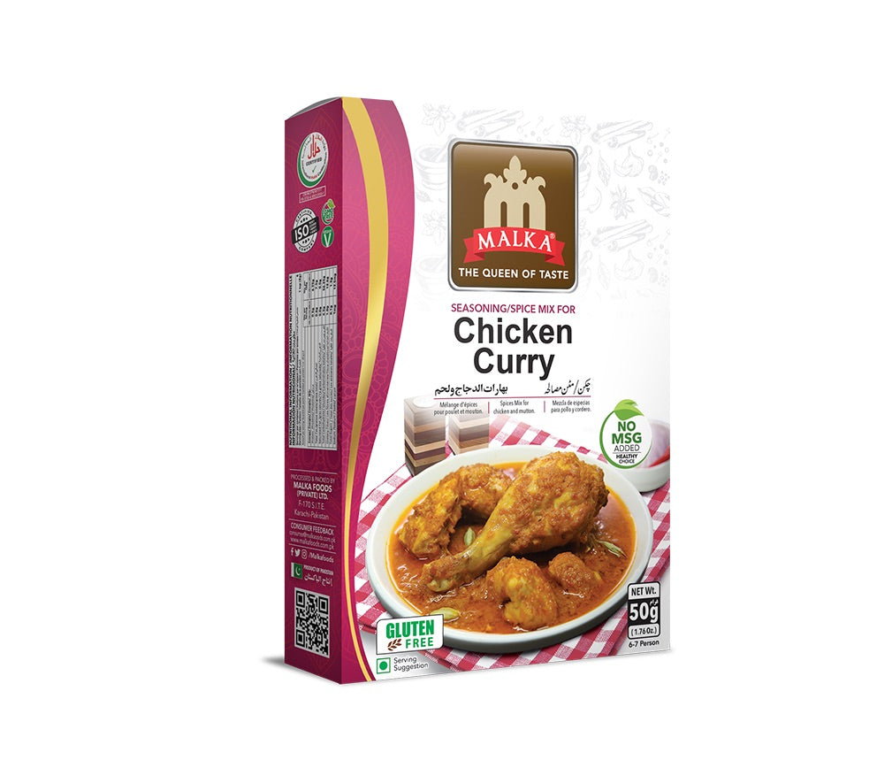 Malka Chicken Curry