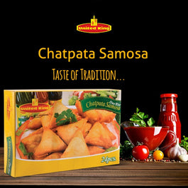 United King Chatpata Samosa