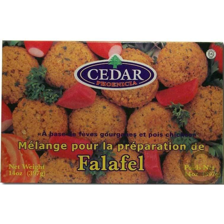 Cedar Falafel Mix Preparation - HalalWorldDepot