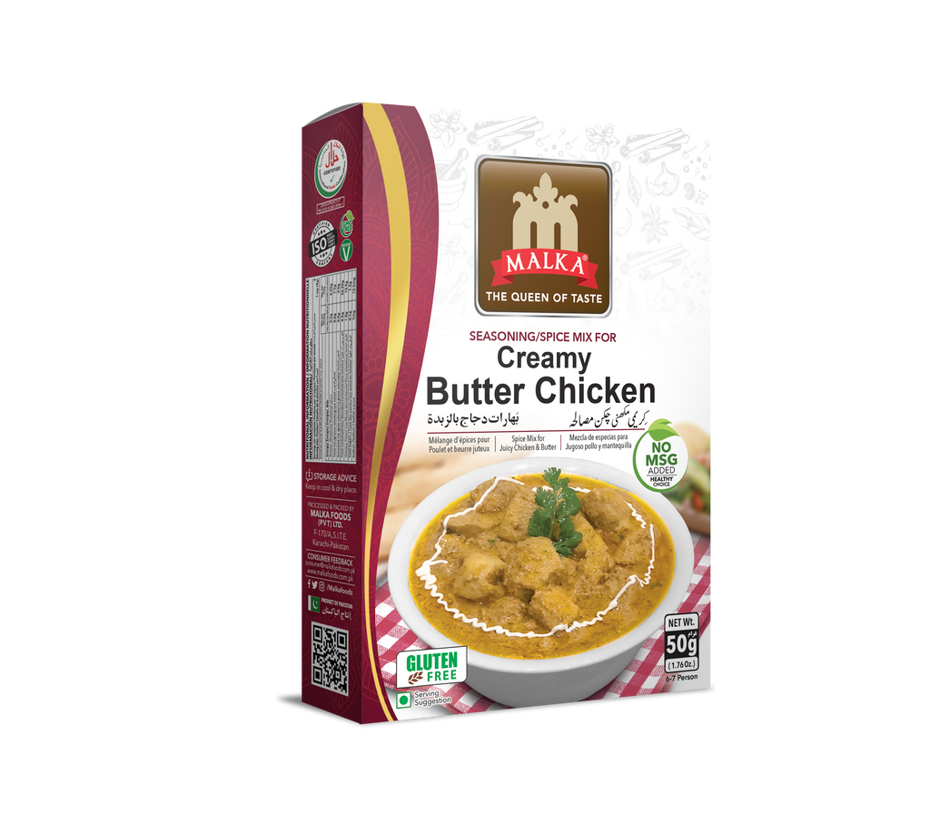 Malka Creamy Butter Chicken