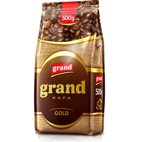 Grand Kafa Gold Coffee - HalalWorldDepot