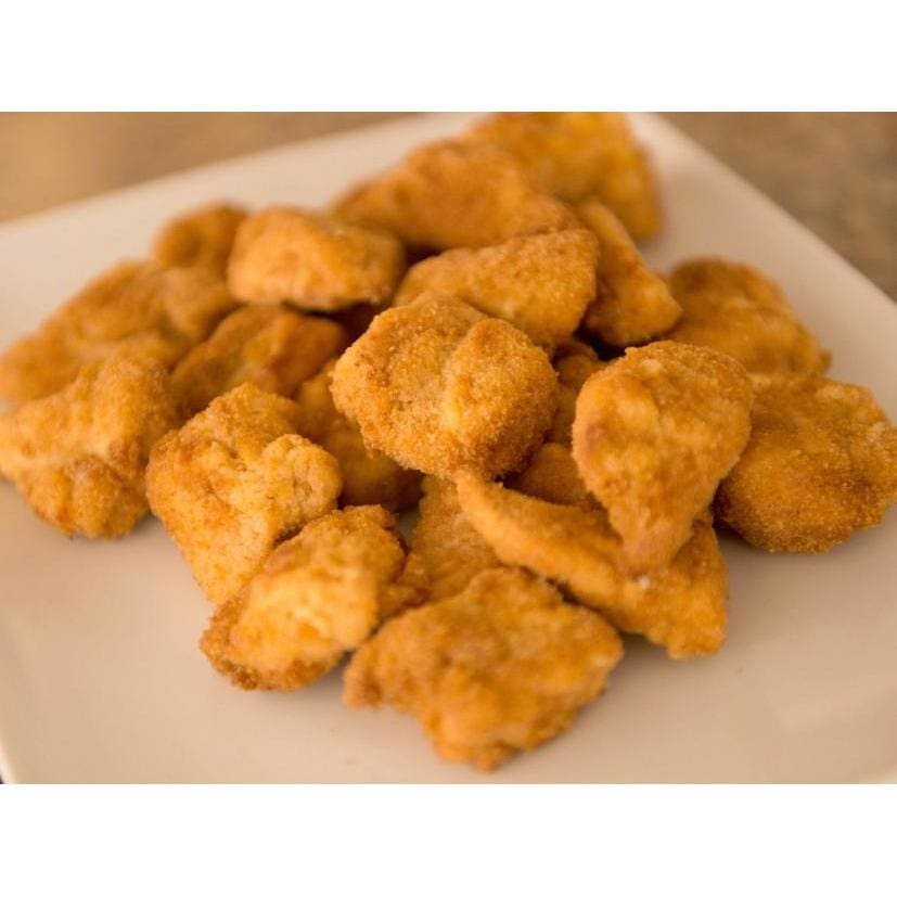 Halal Breaded Chicken Nuggets 5lb Bag - HalalWorldDepot