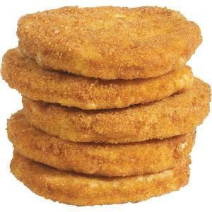 Halal Breaded Chicken Patties - HalalWorldDepot