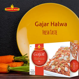 United King Gajar Halwa