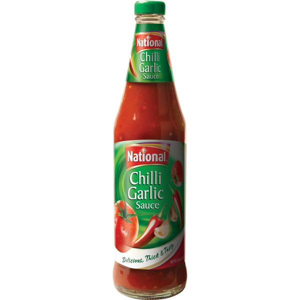 National Chili Garlic Sauce - HalalWorldDepot