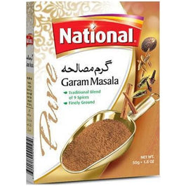 National Garam Masala Powder - HalalWorldDepot