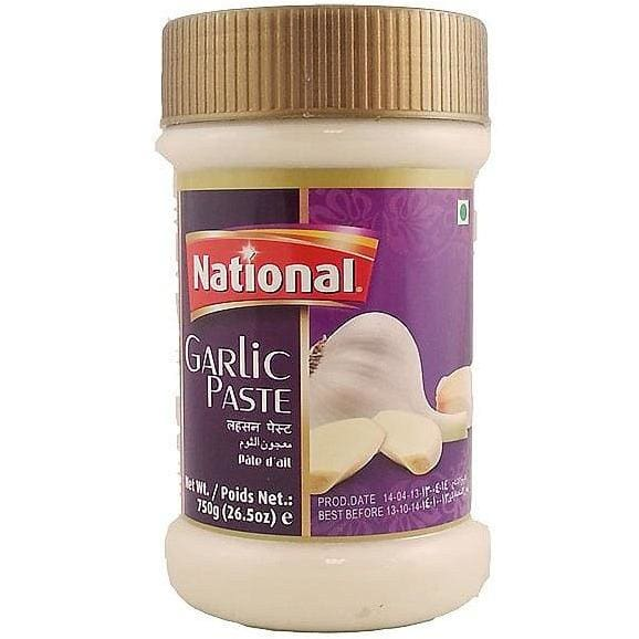 National Garlic Paste - HalalWorldDepot