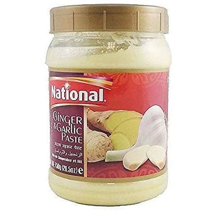 National Ginger and Garlic Paste - HalalWorldDepot