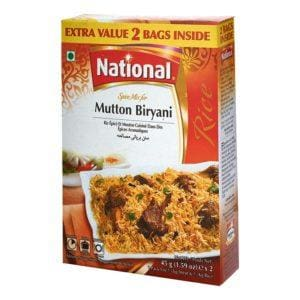 National Mutton Biryani - HalalWorldDepot